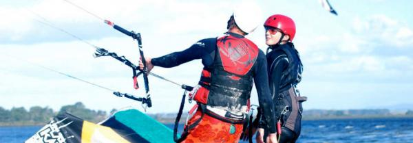 IKO kitesurf instructor training course